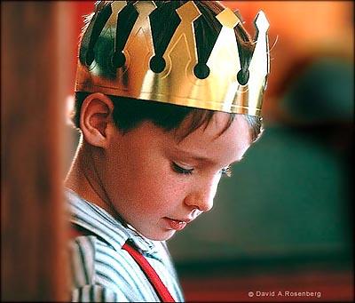 Корона для мальчиков своими руками